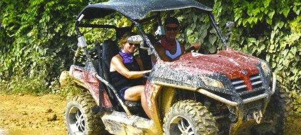 Buggys Adventure Terracross punta cana