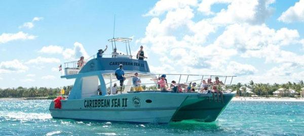 Exclusive VIP Catamaran punta cana