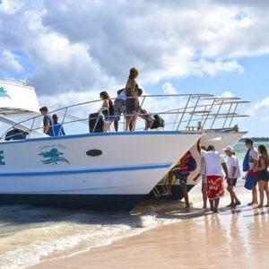 Sabina del Mar VIP Party Boat