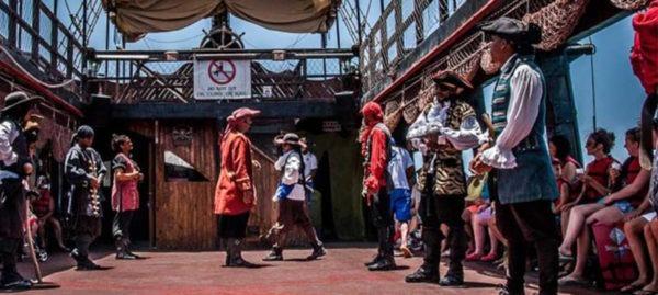 pirate boat excursion punta cana